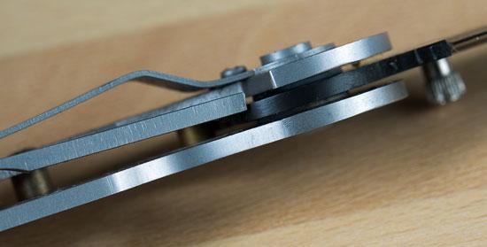 Coast Skeleton Knife Liner Lock