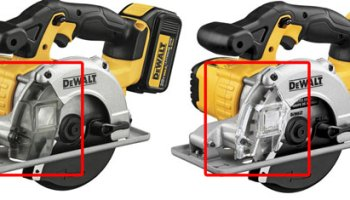 dewalt power tools saw. dewalt 20v metal-cutting saw kit now comes with two xr 4.0ah battery packs power tools