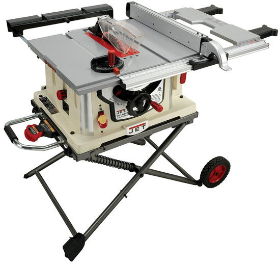 Reader Question Jet Vs Craftsman 10 Inch Table Saw For