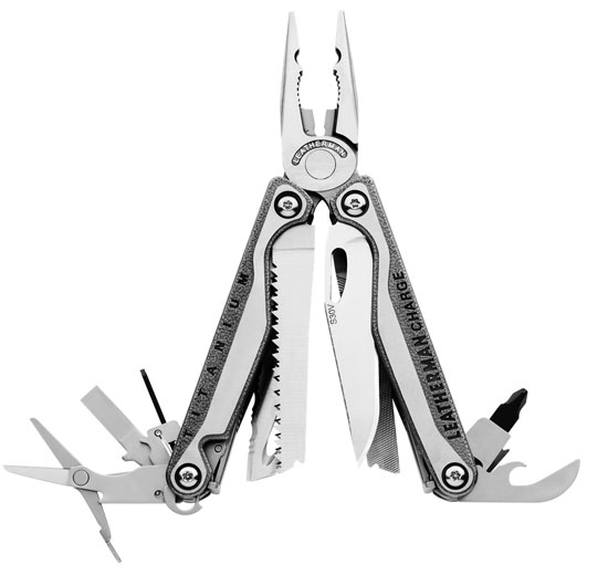 Leatherman Charge TTi Tools 2013 Style
