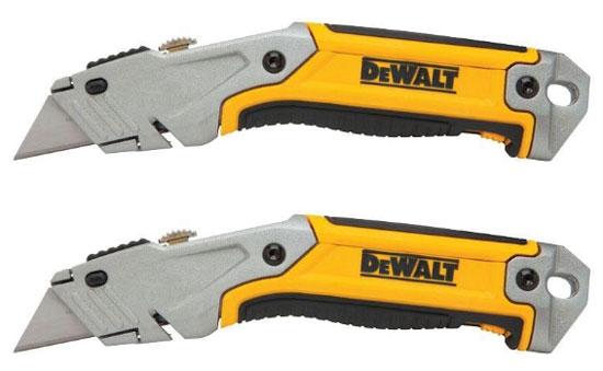 Dewalt Fixed Handle Utility Knives 2-Pack