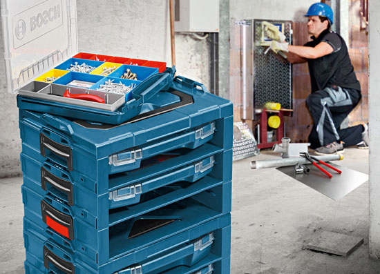 Bosch L-Boxx Rack
