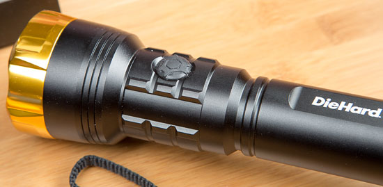 Craftsman DieHard LED Flashlight 6AA Switch