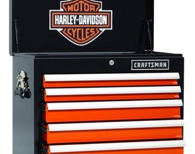 Craftsman Harley-Davidson Tool Chest