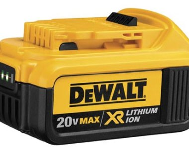 Dewalt DCB204 20V 4Ah Battery