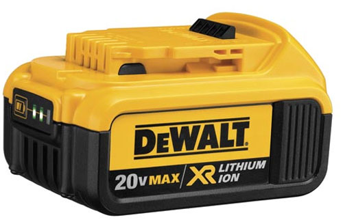 Dewalt DCB204 20V 4Ah Battery