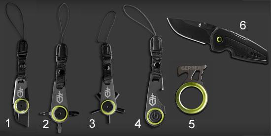 Gerber Gear GDC Tools
