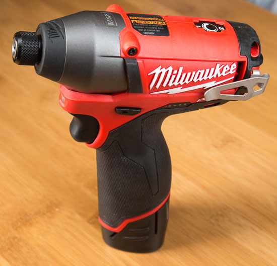 Milwaukee M12 Fuel Impact Driver