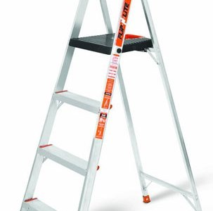 Little Giant Flip N Lite Step Ladder