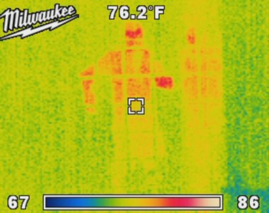 Thermal Image of Spectre