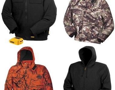 Dewalt Heated Jacket Styles