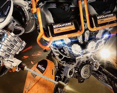 Evolution Tools Transformer