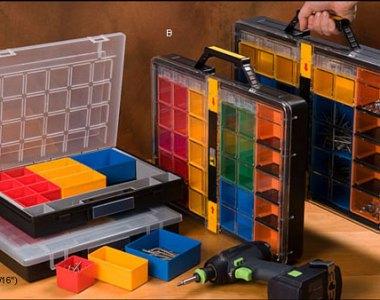 Lee Valley Allit Modular Bin Storage Cases