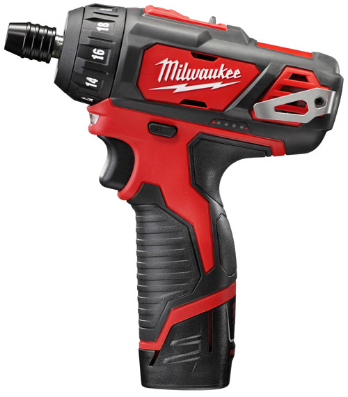 Milwaukee 2406 M12 Hex Screwdriver