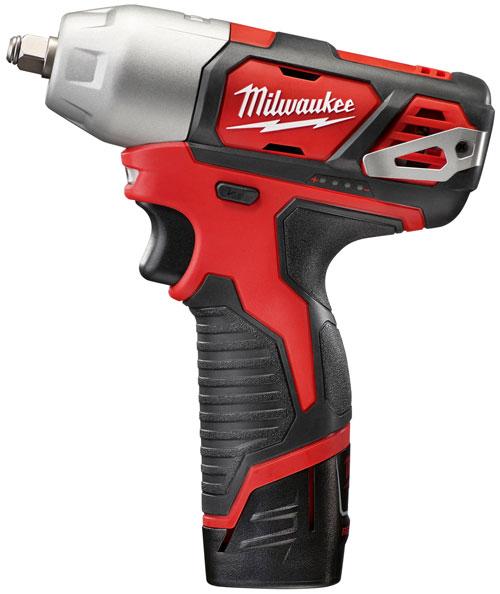 Milwaukee 2463 3-8 Impact Wrench