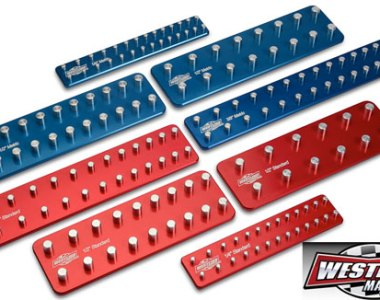 Westling Machine Co Socket Holders
