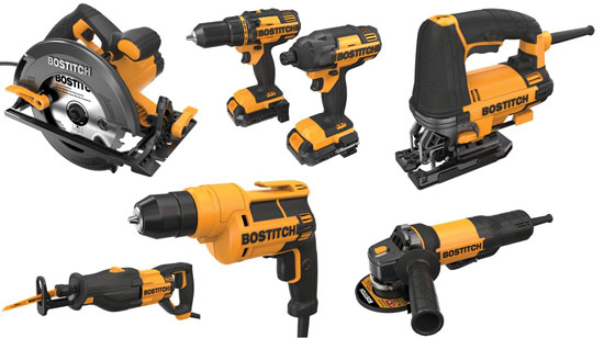 Bostitch Power Tools