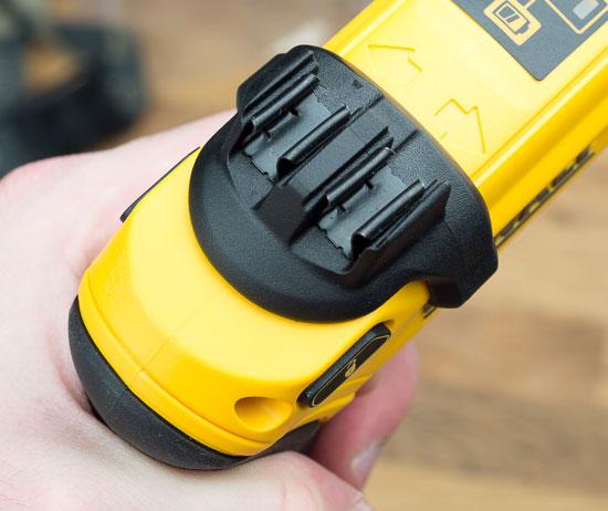 Dewalt 8V Gyroscopic Screwdriver Bit Holder