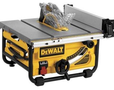 Dewalt Table Saw DWE7480
