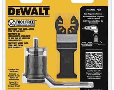 Dewalt Tool-Free Adapter DWATFA1