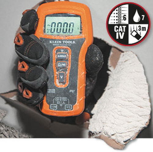 Klein MM500 Multimeter Dust and Water Proof