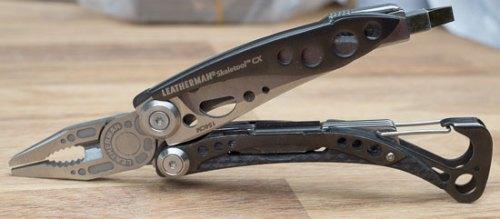 Leatherman Skeletool CX Multi-Tool Open