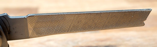 Leatherman Wave Metal File