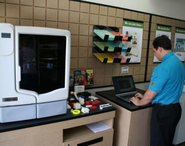 UPS Store 3D Printer Stratasys