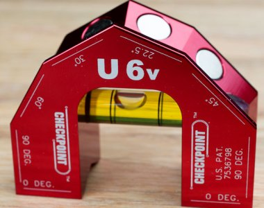 Checkpoint U6 V-Groove Magnetic Level