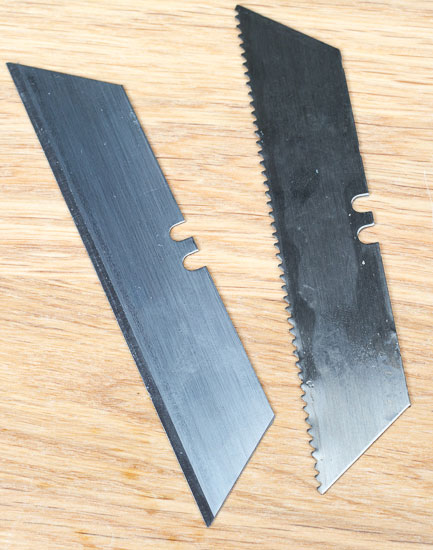 Kobalt Triple Cut Replacement Knife Blades