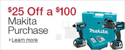Amazon Makita 2013 Holiday Discount