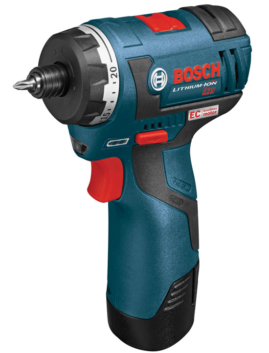 Bosch 12V Max EC Brushless Driver PS22