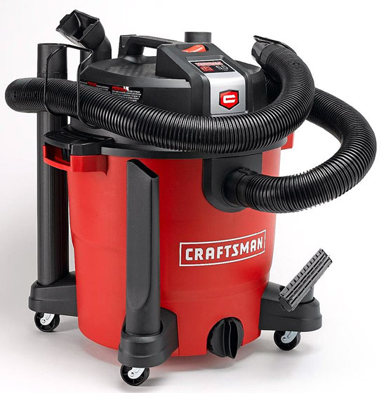 Craftsman 12-Gallon XSP Shop Vacuum
