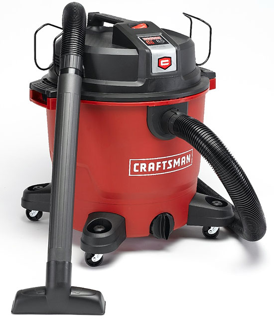 Craftsman 16-Gallon XSP Shop Vacuum