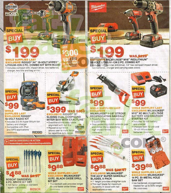 Home Depot Black Friday 2013 Tool Deals Page 11