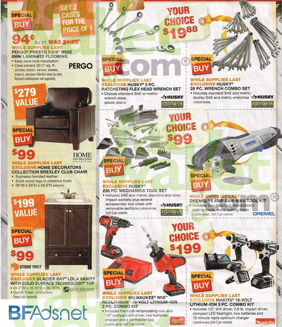 Home Depot Black Friday 2013 Tool Deals Page 15