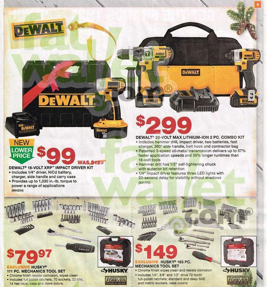 Home Depot Black Friday 2013 Tool Deals Page 9