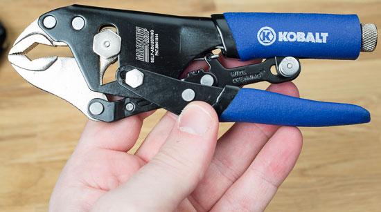 Kobalt Magnum Grip Small Locking Pliers