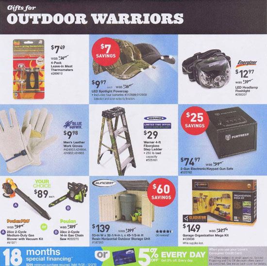 Lowes Black Friday 2013 Tool Deals Page 8