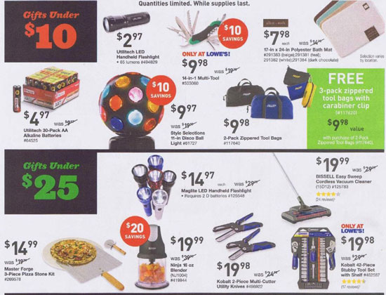 Lowes Black Friday 2013 Tool Deals Page 9