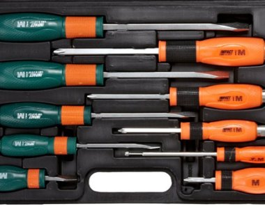 Morris Heavy Duty Screwdrivers