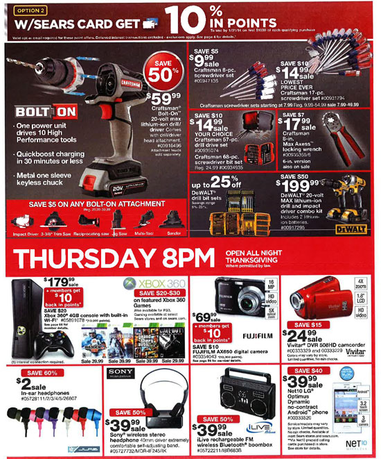 Sears Black Friday 2013 Tools Page 31