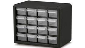 Akro Mils Small Parts Rack