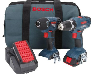Bosch 18V CLPK24-180 Drill and Impact Driver Kit