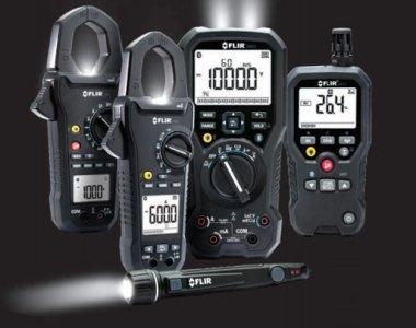 Flir Test Equipment and Multimeters