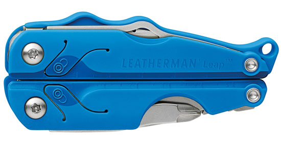Leatherman Leap Closed BLUE