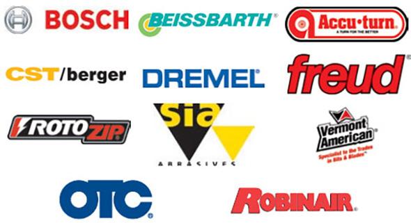 Bosch Tool Brands in 2019