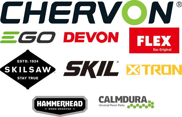 Chervon Tool Brands