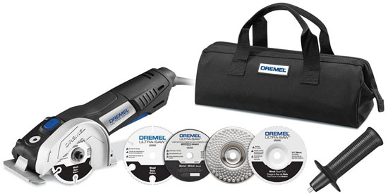 Dremel Ultra-Saw Kit
