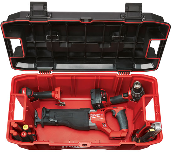 Milwaukee 48-22-8020 Tool Box Compartments